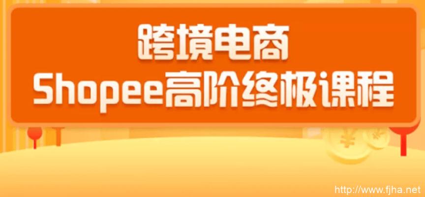 2020千鸟跨境电商蓝海新机会-shopee高阶终极课程百度云下载