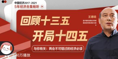 《中国经济 5 年系列》